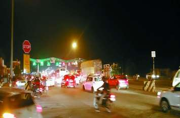 जयपुर में 56 फीसदी वाहन अभी भी बिना फास्टैग