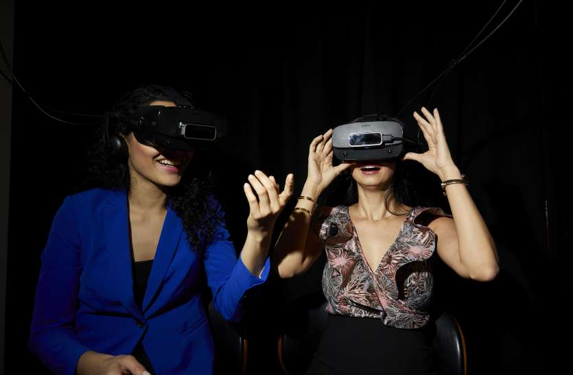 Now take the taste of virtual food even in food