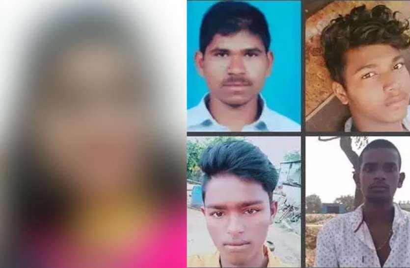 हैदराबाद गैंगरेप में दो आरोपियों को लेकर बड़ा खुलासा, पहले भी इतने लोगों के साथ कर चुके थे ये घिनौनी हरकत