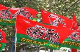 भाजपा व बसपा के 114 ने छोड़ी पार्टी, सपा की सदस्यता ली