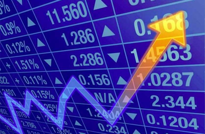 शेयर बाजार तेजी के साथ बंद, सेंसेक्स 282 अंक उछला, रिलायंस के शेयरों में 3.50 फीसदी की गिरावट