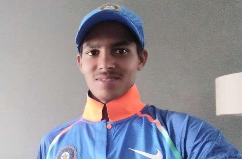 Image result for Akash Singh (Cricketer)