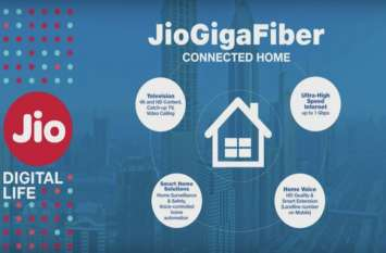 Jio Fiber Launched 6 New Data Plan