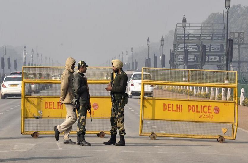 दिल्ली में बड़ी आतंकी वारदात को अंजाम देने की फिराक में आतंकवादी संगठन
