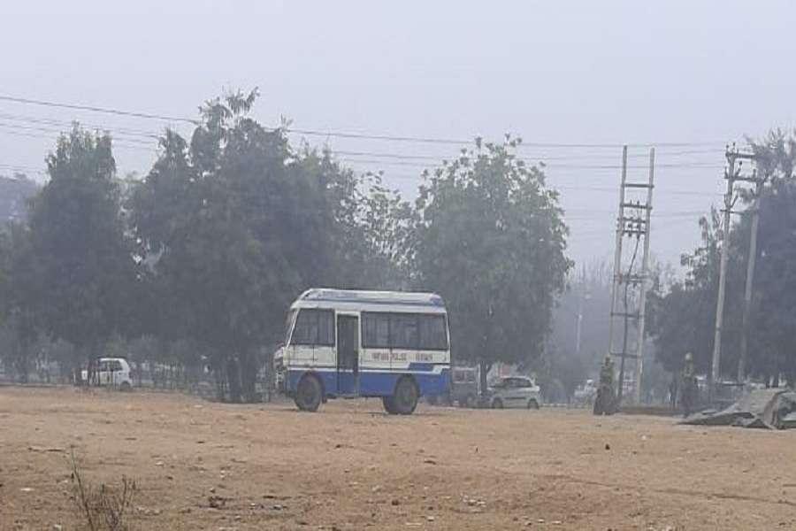पुलिस हुई सतर्क, मानेसर क्षेत्र में रही शांति