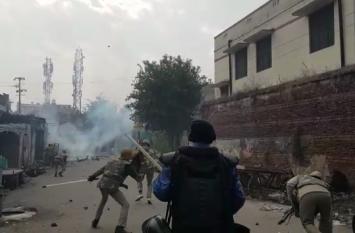 Video: Rampur में आज हुई हिंसा में एक की मौत, उपद्रवियों ने सात गाड़ियों में लगाई आग