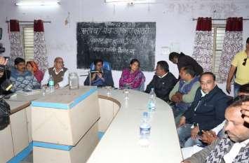 13 ग्राम पंचायतों में  महिलाएं संभालेंगी सत्ता
