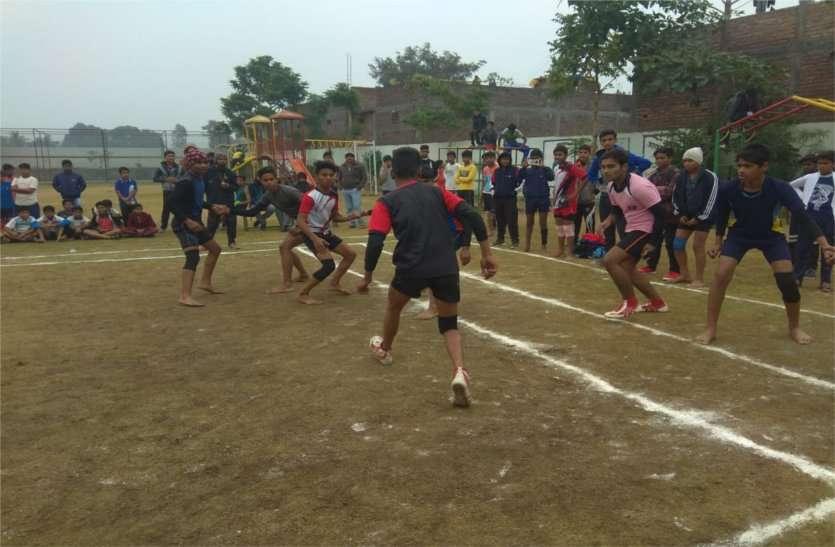 बिलासपुर ने जीती राज्य स्तरीय कबड्डी प्रतियोगिता