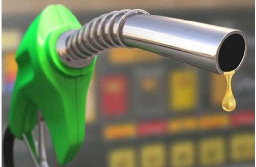 हर महीने एक रुपए बढ़ी पेट्रोल-डीजल की कीमत