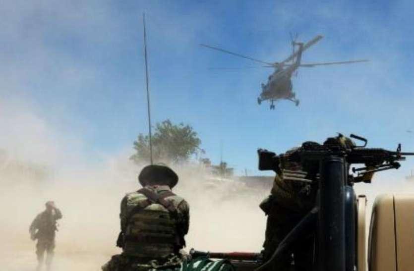 अफगानिस्तान: वायुसेना की बड़ी कार्रवाई, जैन-अल अबिदीन समेत 21 तालिबानी आतंकी ढेर