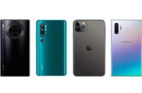 Year Ender 2019 : इस साल टॉप 10 की लिस्ट में रहें ये बेहतरीन स्मार्टफोन्स