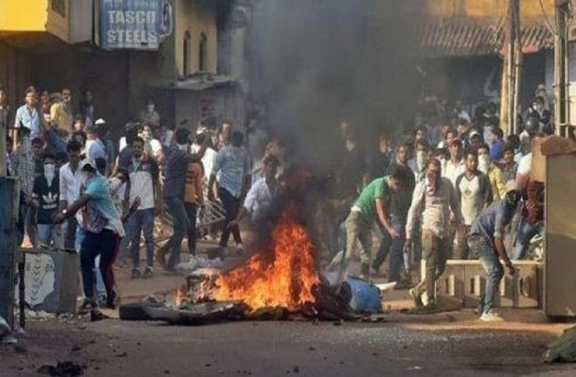 शिवसेना ने बीजेपी पर फिर साधा निशाना, कहा- देश में लगी है आग, हालात बेहतर नहीं