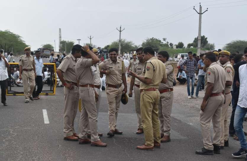 मालिक ने रुपए नहीं दिए तो चालक की इस हरकत से पुलिस में मची खलबली