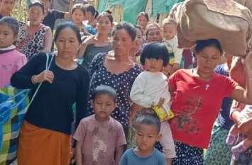 मिजोरम का एक गांव लड़ रहा है नागरिकता की अलग जंग