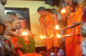 VIDEO: पेजावर मठ के स्वामी का उडुपी में निधन, तीन दिन का राजकीय शोक