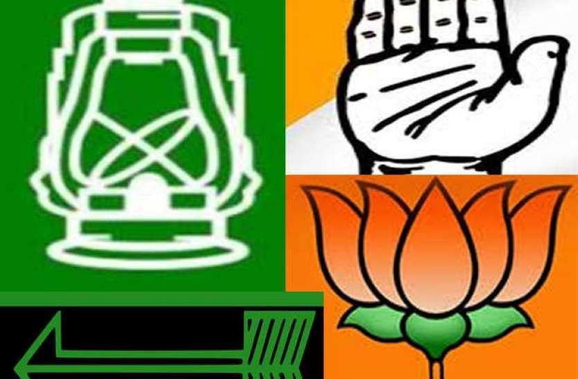 बिहार: विधानसभा चुनाव को लेकर सियासी सरगर्मी तेज, सीट बंटवारे पर दलों में अभी से चकचक