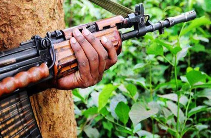 कांकेर: एसएसबी जवानों की जवाबी कार्रवाई में 3 माओवादी ढेर