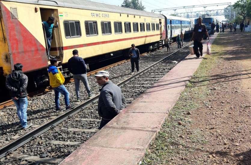 छोटे रेलवे स्टेशनों की बढ़ेगी उचाई फुट ओवर ब्रिज की मिलेगी सुविधा