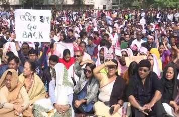 असम सरकार ने सीएए विरोध पर यह अपनाया तरीका