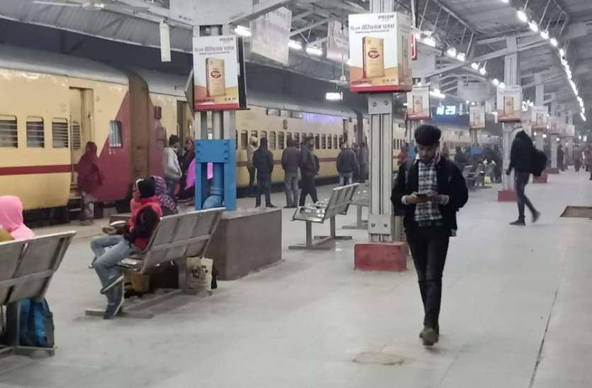 चालिहा महोत्सव में 5 व 6 जनवरी को चकरभाठा में रुकेगी 10 एक्सप्रेस ट्रेन