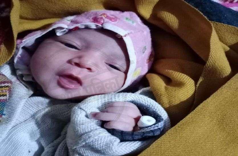 अलवर के शिशु अस्पताल में लगी आग, बच्ची की झुलसने से मौत