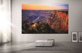 Samsung जल्द लॉन्च करेगा 65 इंच वाला जीरो बेजल Smart TV