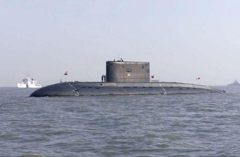 नौसेना की पनडुब्बियों पर मरम्मत का संकट , रूस से नहीं मिल रहे जरूरी पाट्र्स
