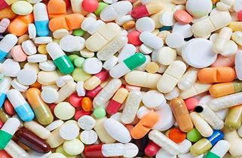 प्रदेश में सक्रिय मिलावटी दवा माफिया, लोगों की सेहत से हो रहा खिलवाड़