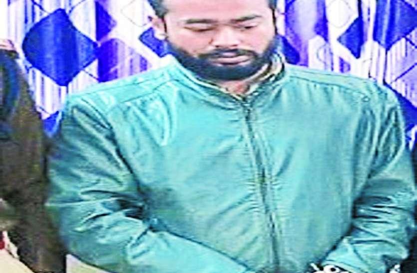 ड्रग्स बेचते छतरपुर के युवक को भोपाल में किया गिरफ्तार