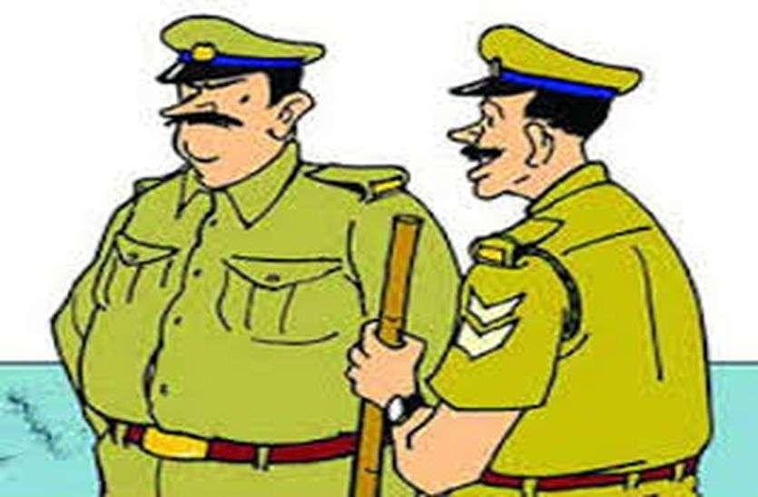 बीस दिन में दो की हत्या फिर भी हाथ मल रही है पुलिस
