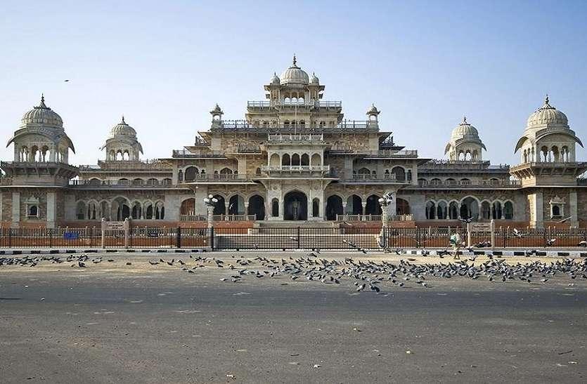 जयपुर में दिन गर्म,पलटी मार सकता है मौसम