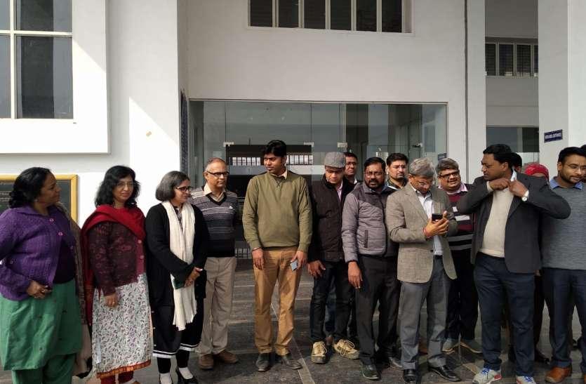 मेडिकल कॉलेज चिकित्सा शिक्षकों ने की बैठक, 9 जनवरी को इस्तीफा देने का निर्णय