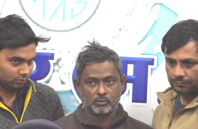 विधायकों के परिचितों को लूटने वाला गिरोह पकड़ा, कई एमएलए के जानकारों को बनाया था शिकार