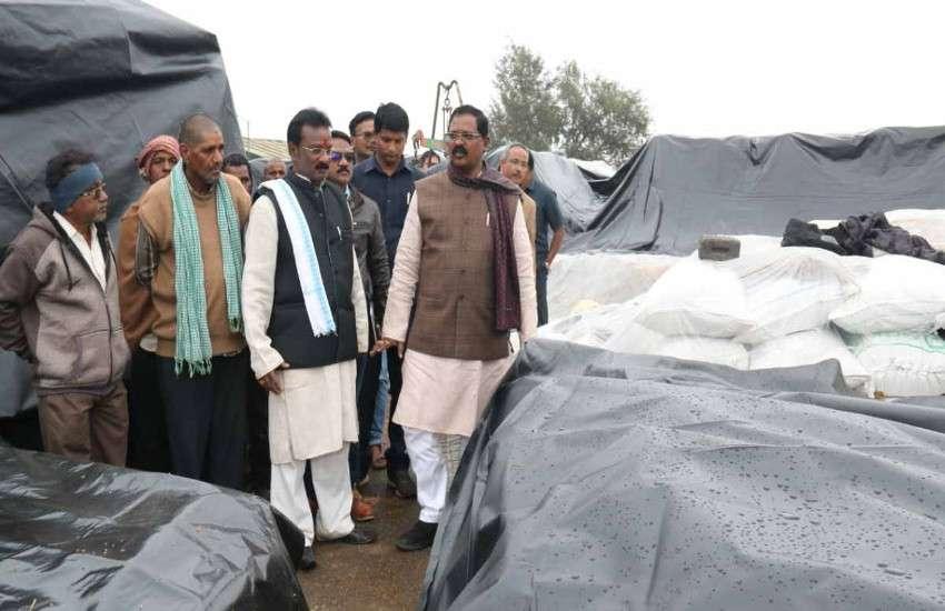 सरकार ने किसानों को दी बड़ी राहत, बारिश में धान नहीं बेच पाने वालों को फिर से जारी होगा टोकन