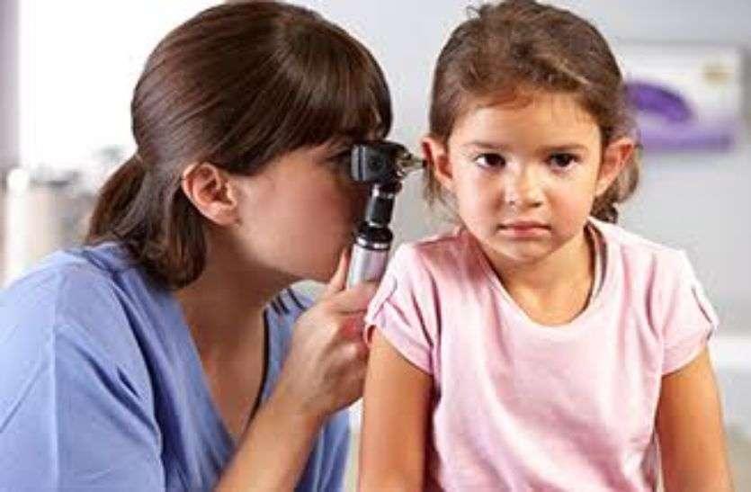 शिशु यदि रात के समय ज्यादा रोए तो कान में संक्रमण की आशंका