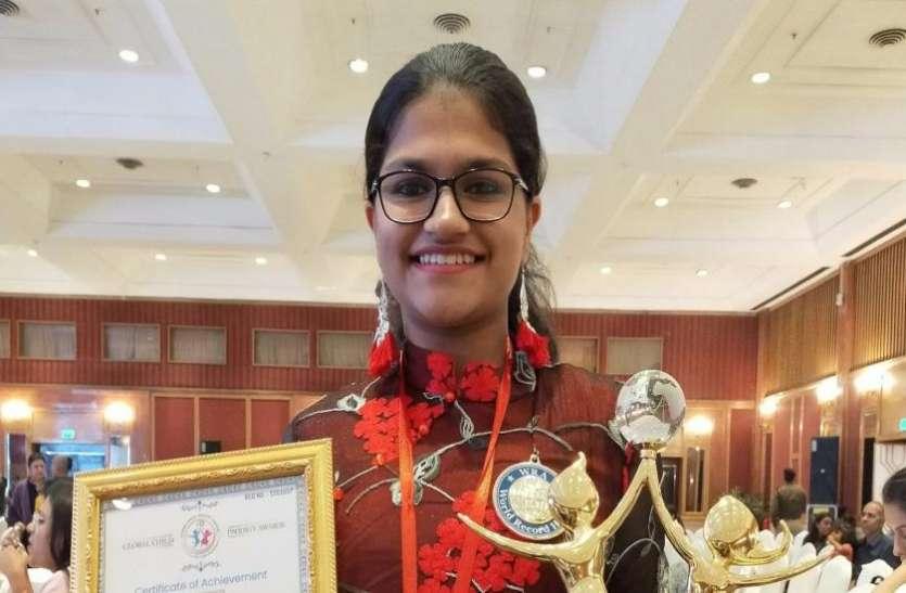 100 से अधिक भाषाओं में गाना गाने वाली भारतीय मूल की सुचेता ने जीता 'ग्लोबल चाइल्ड प्रोडिजी अवार्ड 2020'