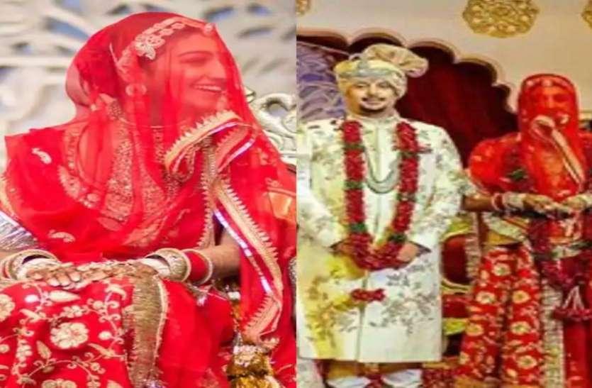 शादी में चेहरा ढकने पर ट्रोल हुईं एक्ट्रेस मोहिना, सोशल मीडिया पर दिया करारा जवाब