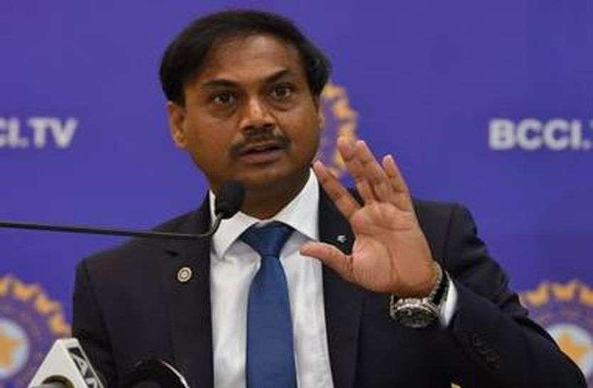 एमएसके प्रसाद ने कहा, वह टीम इंडिया के लिए मजबूत बेंच छोड़कर जा रहे हैं
