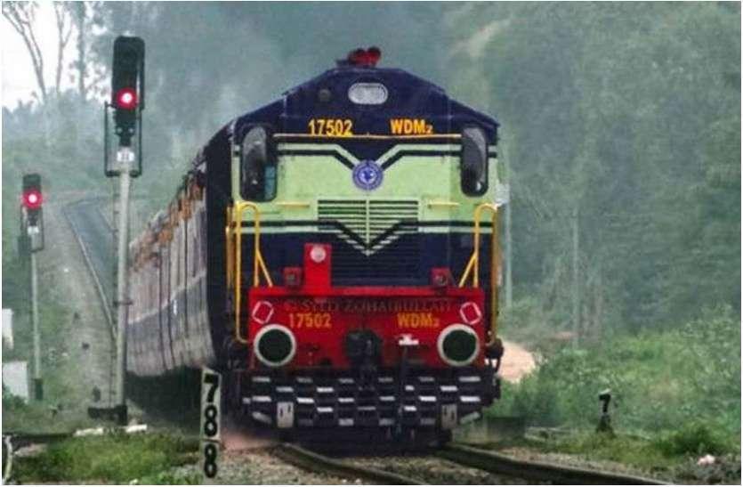 सबसे ज्यादा GST भुगतान कर उत्तर पश्चिम रेलवे ने पाया पहला मुकाम