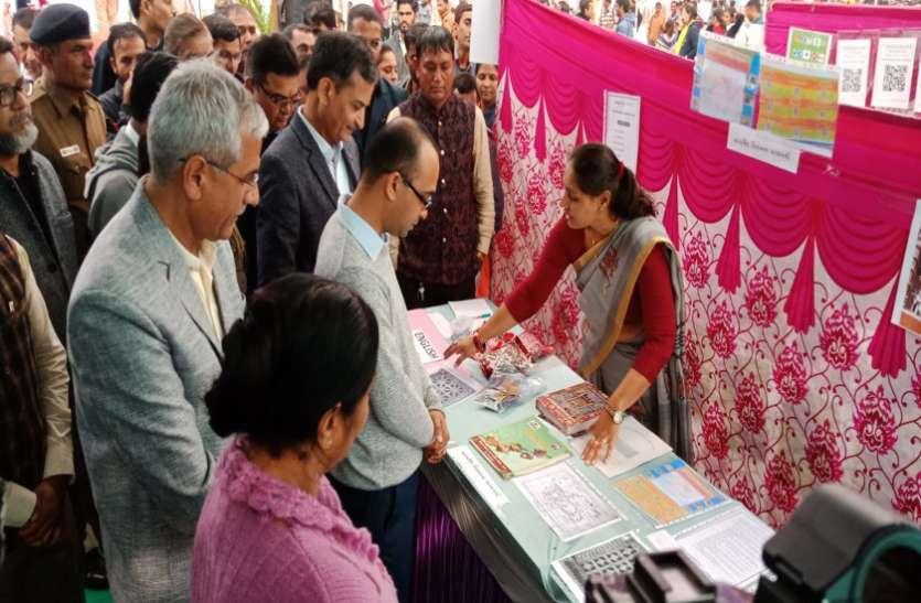 Ahmedabad News : एजुकेशन इनोवेशन फेस्टीवल में 54 कृतियां प्रदर्शित