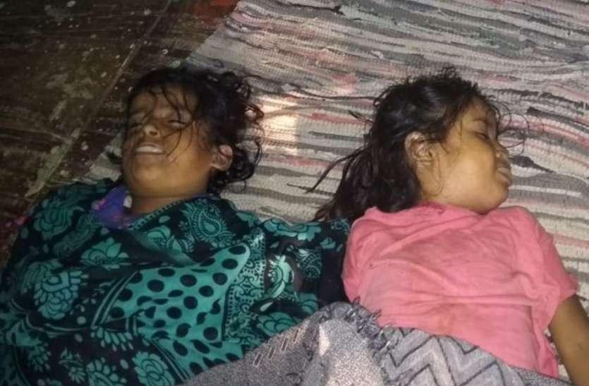 पत्नी को मारने कोल्डड्रिंक में दिया था जहर, मासूम बेटियां पीकर मर गईं