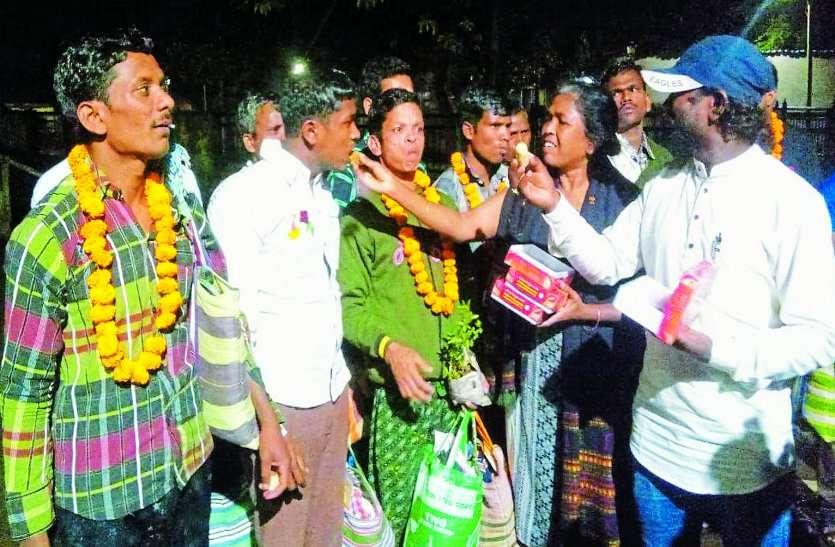 हत्या सहित वसूली मामले में गिरफ्तार हुए 19 ग्रामीणों को एनआईए कोर्ट ने किया दोषमुक्त