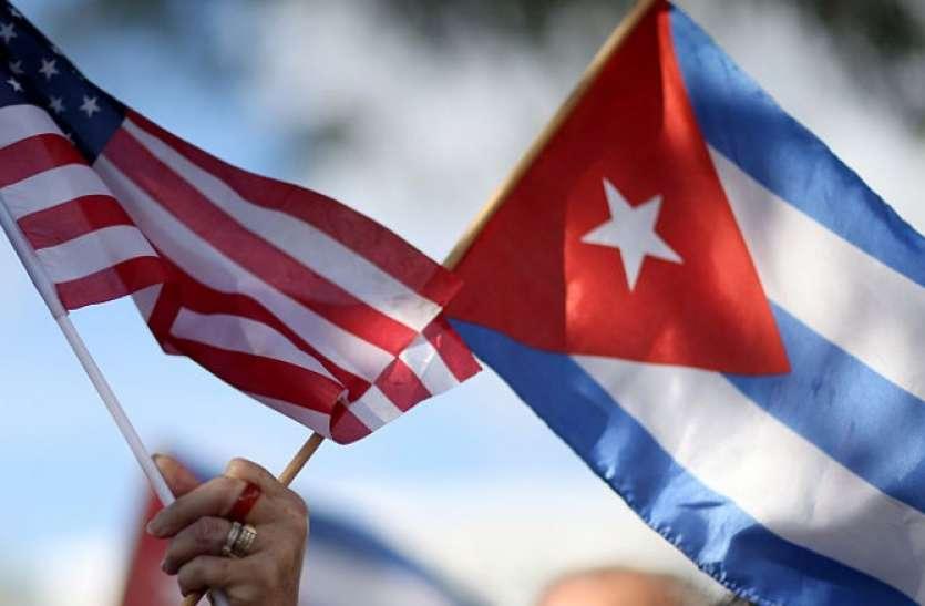 US क्यूबा के रिश्तों में टकराव के हालात, अमरीका ने क्यूबा के रक्षामंत्री पर लगाया बैन