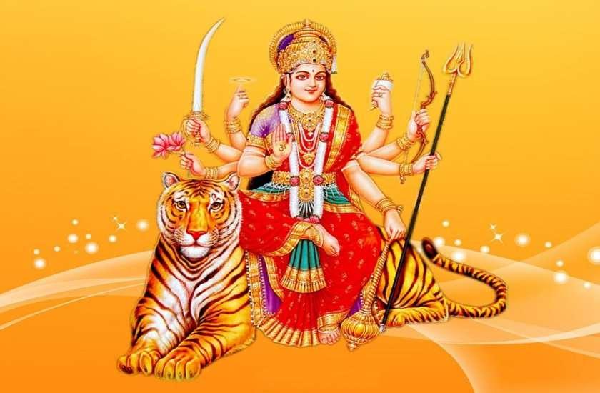 जानें माँ दुर्गा भवानी की सवारी शेर कैसे बन गया, अद्भूत रहस्य