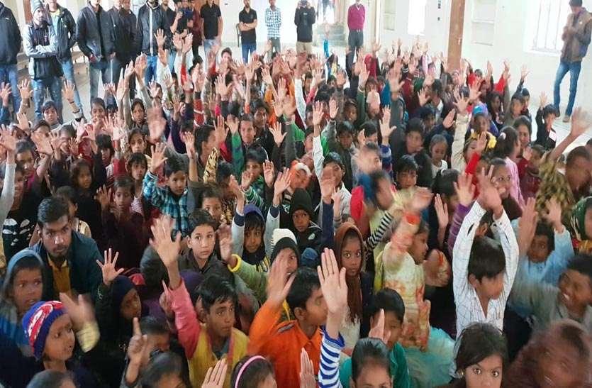 राज्य स्तरीय युवा उत्सव में बिलासपुर के 200 खिलाडिय़ों का हुआ सम्मान