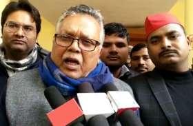 सपा के पूर्व मंत्री बाले, ट्रांसफर पोस्टिंग में भ्रष्टाचार की जांच सिटिंग जज से कराएं