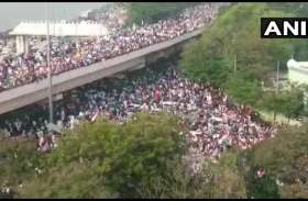 CAA-NRC के विरोध में हैदराबाद में भारी भीड़ जुटाई, पुलिस ने दर्ज किया आयोजक पर केस