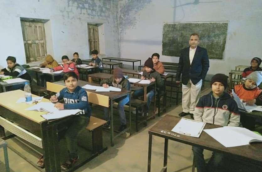 सैनिक स्कूल में 85 सीटों पर प्रवेश के लिए 6455 होनहारों के बीच प्रतिस्पर्धा