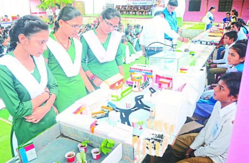 इंस्पायर अवार्ड : दमोह जिले से हैं सबसे अधिक नन्हें वैज्ञानिक, प्रदर्शनी में आ रहे 38 मॉडल