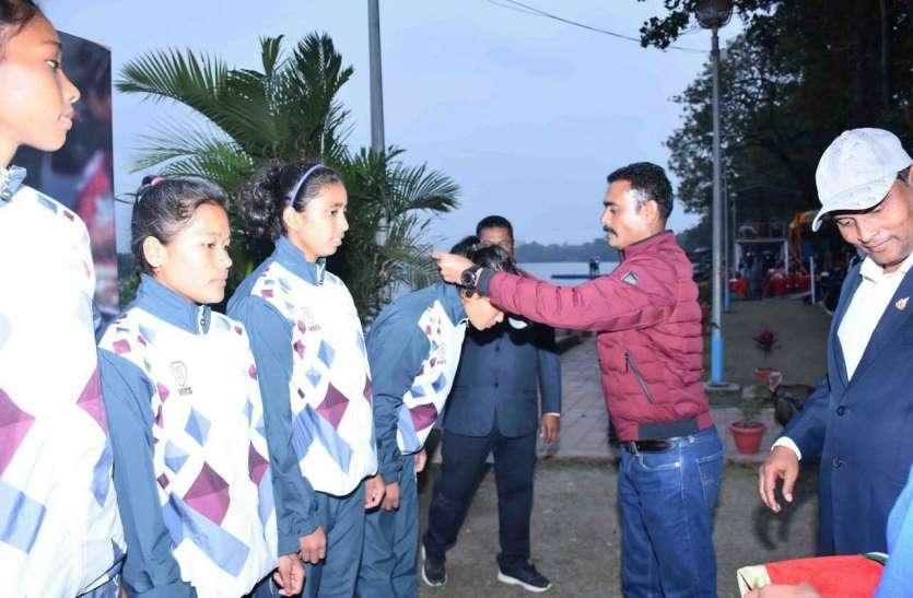शाहपुरा तालाब में 20 जनवरी से शुरू होगा वाटर स्पोर्ट